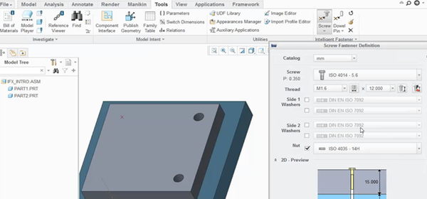 standard_hardware_and_fasteners_in_ptc_creo