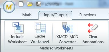 Mathcad 15 M010 Converter