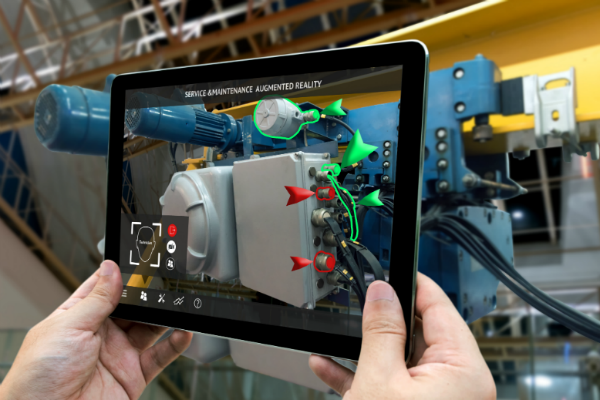What Is the Relationship Between Augmented Reality Employee Training & the Workforce Development Bill?