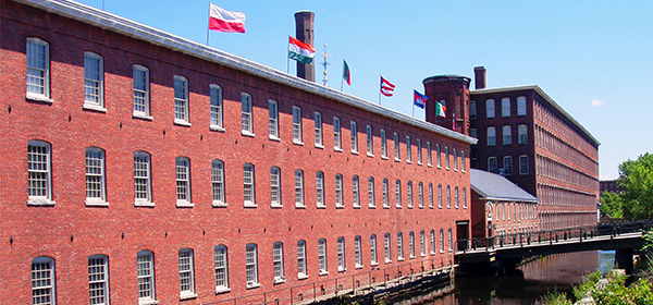 lowell mill building - postimage