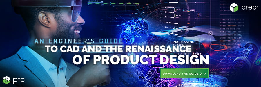 Download the free eBook: An Engineer's Guide to CAD and the Renaissance of Product Design.
