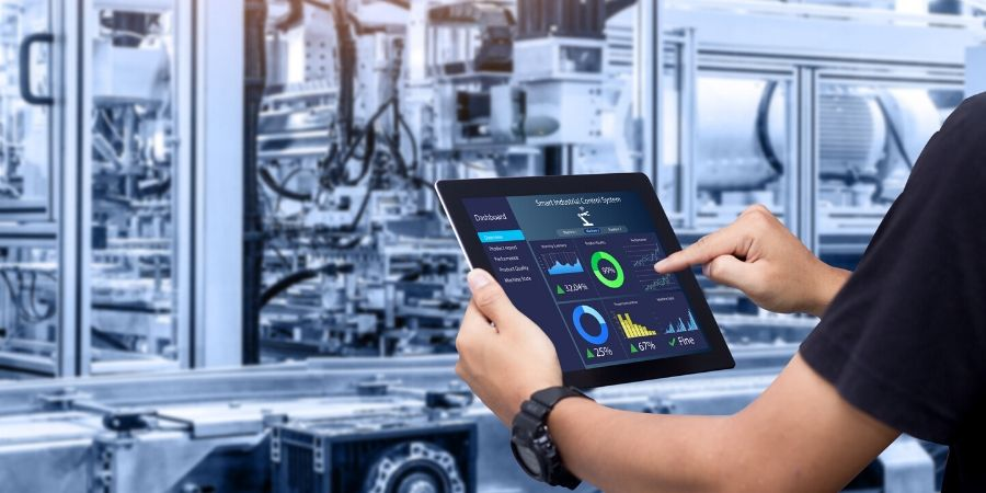 unleash the power of data with IoT and AR