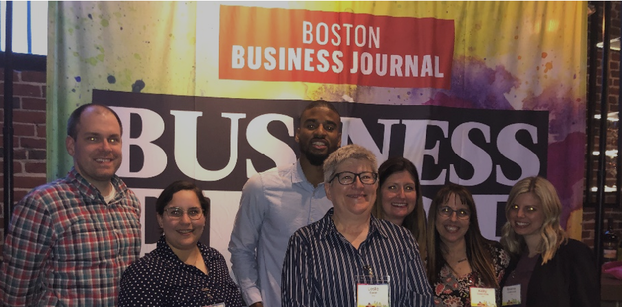 PTC attends the Boston Business Journal's Business of Pride event