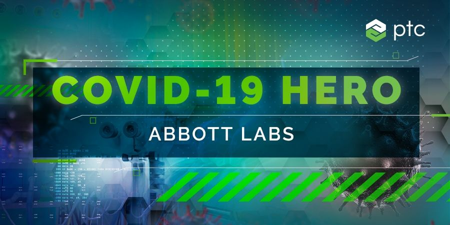 Abbott Labs is a COVID-19 hero