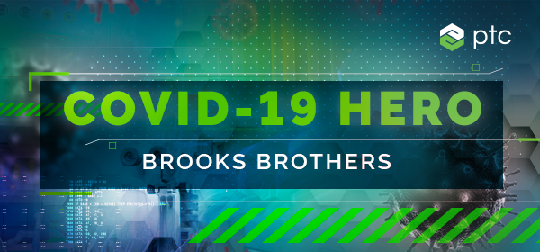COVID-19 Hero: Brooks Brothers Produces PPE for Military and Medical Professionals