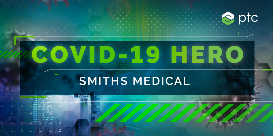 Smiths Medical is a COVID-19 hero