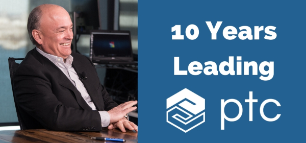 Jim Heppelmann Celebrates 10 Years as President & CEO