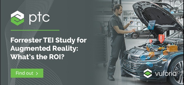 Forrester TEI study: What's the ROI for augmented reality?