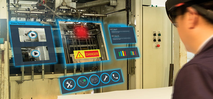 augmented reality increasing worker safety
