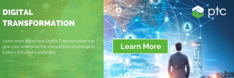 Learn more about Digital Transformation for your enterprise at PTC.com.