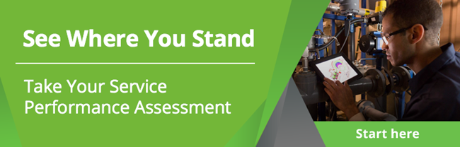 PTC Service Performance Assessment