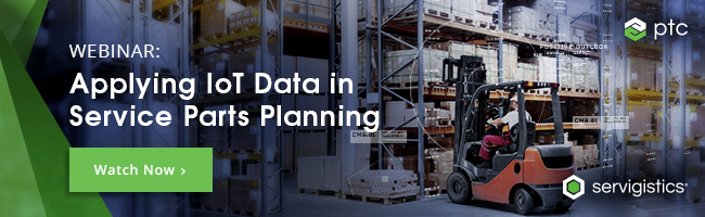 Watch IoT Parts Planning Webinar