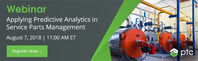 Register: Applying Predictive Analytics in Service Parts Management