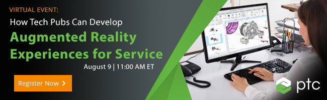 Virtual Event: Develop Augmented Reality Experiences for Service
