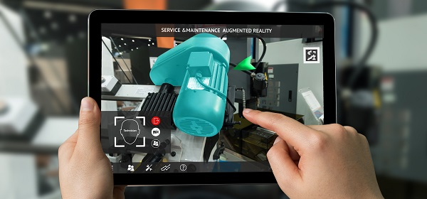 Bring augmented reality to maintenance and repair