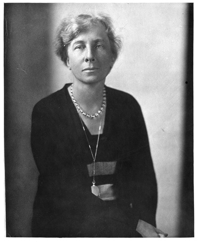 Lillian Gilbreth, a pioneer in product design