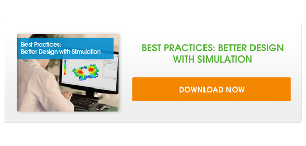 Best practices, better design, with simulation: Download the eBook