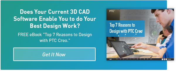 7 Reasons to Design with PTC Creo