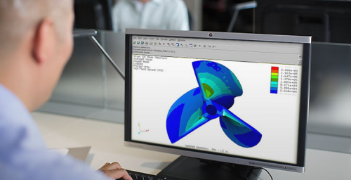 Simulation software allows designers to analyze and validate designs.