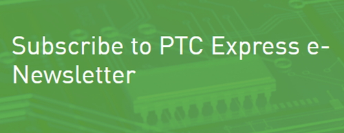 Subscribe to PTC Express Newsletter