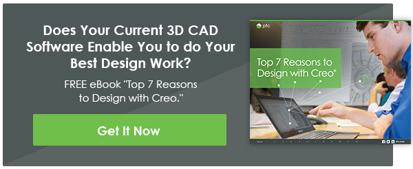 Download the eBook: 7 Reasons to Design with Creo