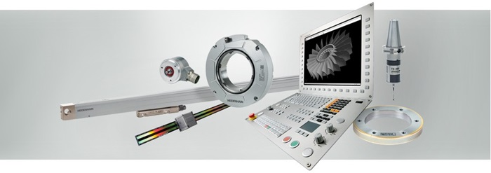 Heidenhain precision equipment