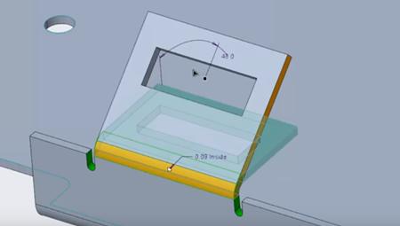 Tips Amp Tricks Editing Sheet Metal Bends In Creo 4 0 Ptc