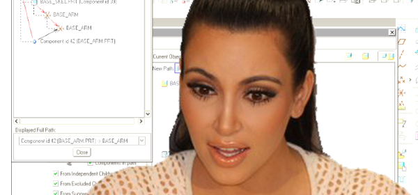 What the Kardashians Can Teach Us about Parametric Modeling