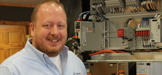 Dustin Hanson, PharmaMED Automation President