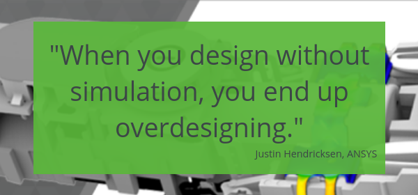 Quote: When You Design Without Simulation ....