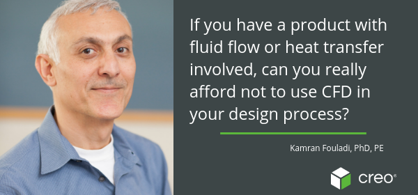 Fouladi quote: Can you afford not to use CFD?