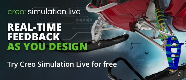 Try Creo Simulation Live