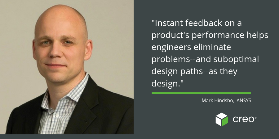 ANSYS' Mark Hindsbo on instant design feedback
