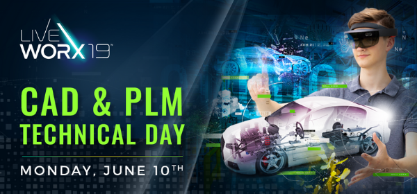 CAD and PLM Technical Day at LiveWorx 2019