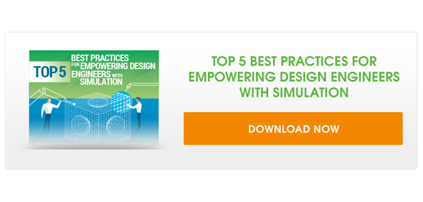 Download Top 5 Best Practices for Empowering Design Engineers with Simulation
