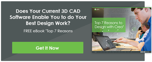 Top 7 Reasons to Design with Creo, Download the eBook