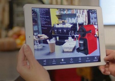 Augmented reality features will be available in Creo 4.0