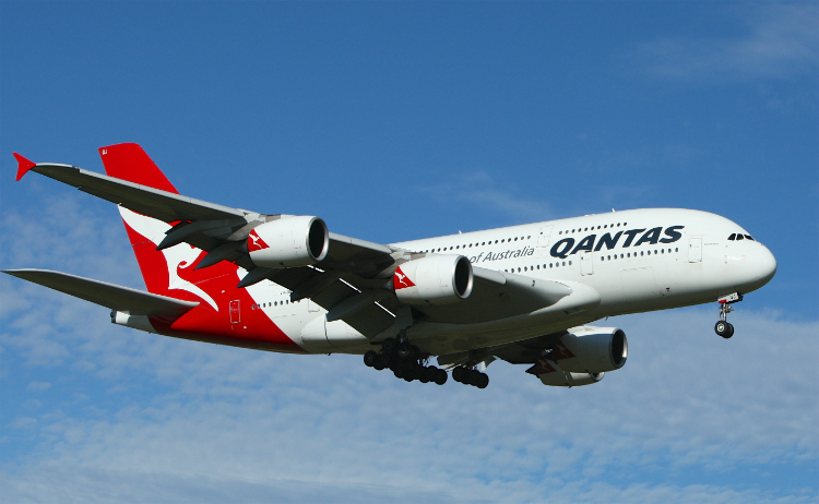Marketing Qantas Notes   St Marouns Year    Business Studies