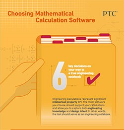 Choosing Mathematical Calculation Software checklist
