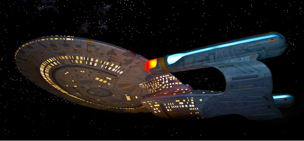 "What Math Can Tell Us about Star Trek and Its ""Warp Speeds"""