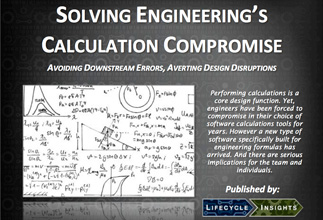 Solving Engineerings Calculations Compromise eBook