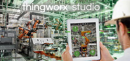 ThingWorx® Studio Brings Highly Immersive Augmented Reality Interactions to the Industrial Enterprise