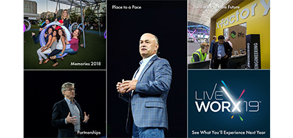 LiveWorx 18 Digital Transformation Conference: Moving Innovation from a Place to a Pace