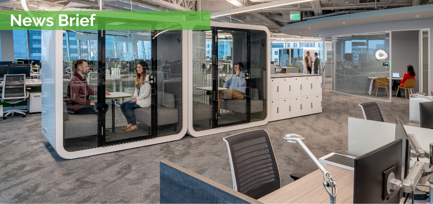 employees-sitting-in-privacy-booths-ptc-office