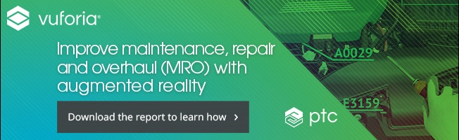 improve MRO with AR