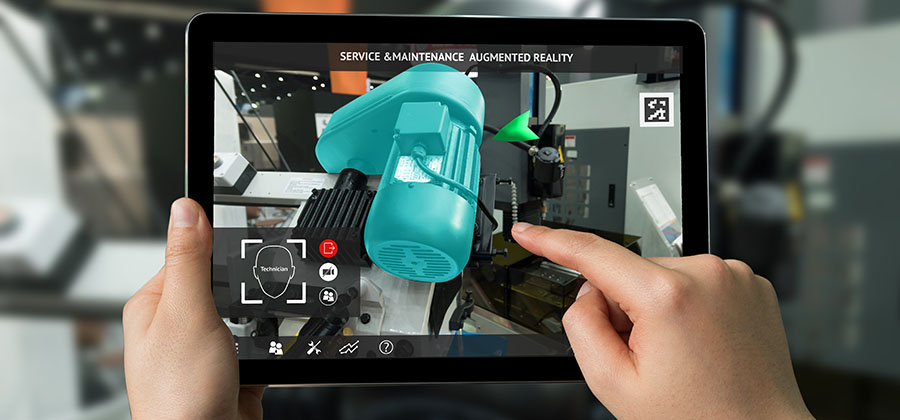 industrial AR can help service organizations increase revenue