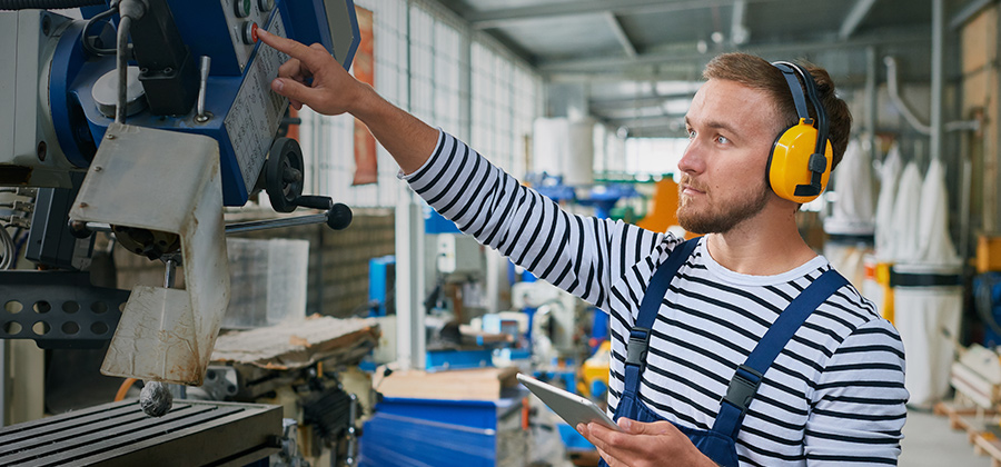 driving workforce productivity with industrial iot