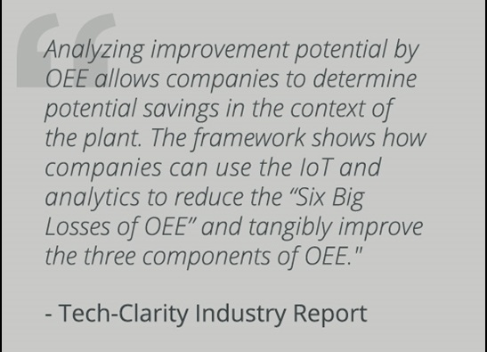 Tech-Clarity Industry Report Quote