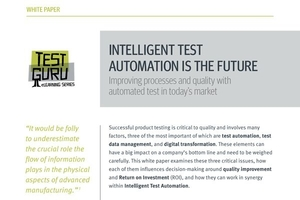 White Paper Test Automation