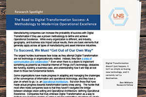 Road to Digital Transformation